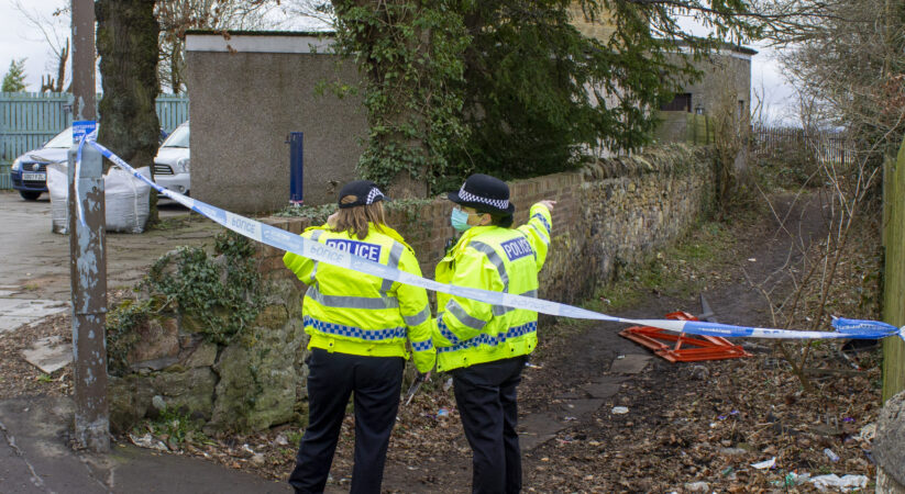 Police appeal after teenager raped in Midlothian