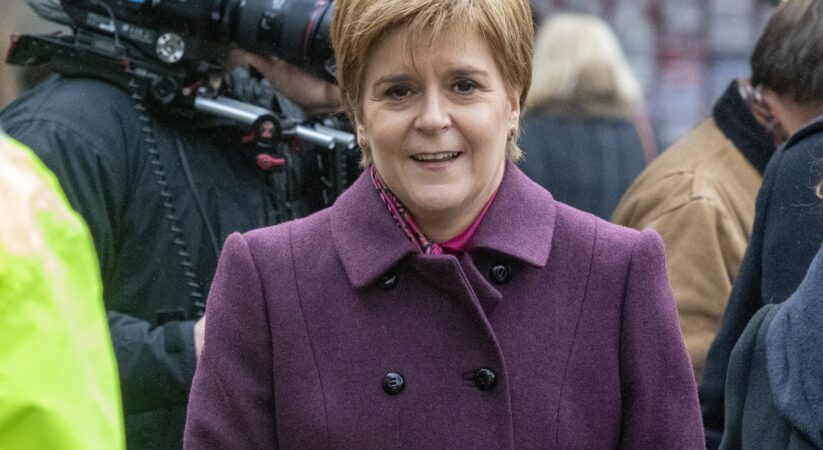Independent inquiry clears Nicola Sturgeon of misleading parliament