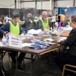 Edinburgh prepares for Scottish Parliament election