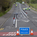 Cyclist critical after falling from bike in dedicated cycle lane