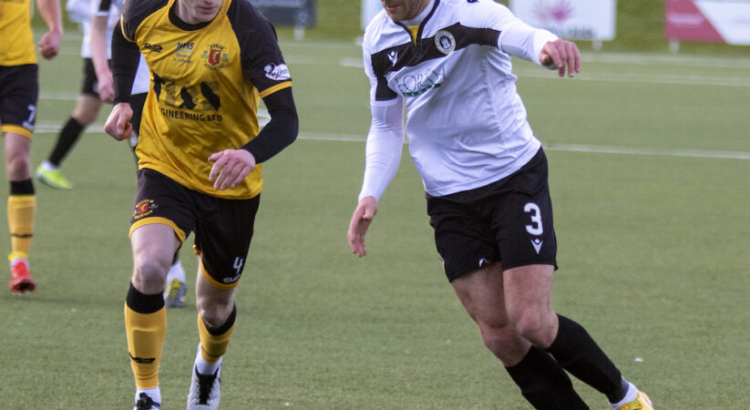 Edinburgh City come from behind to secure a valuable point against Annan Athletic