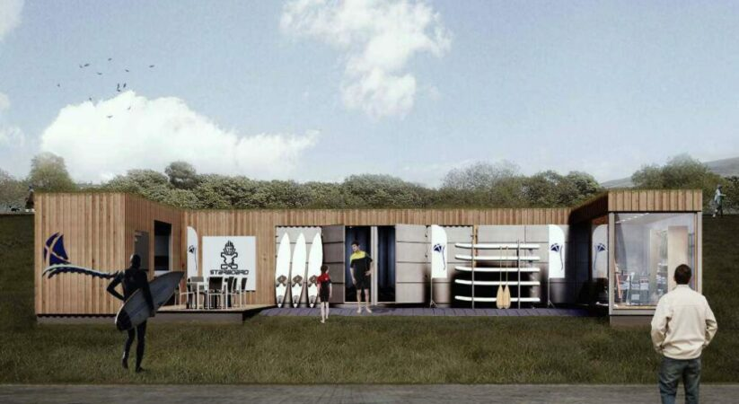 Water sports activity centre and cafe given green light for Silverknowes beach despite local councillor objection