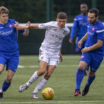 Spartans pick up three points with win over Edinburgh City